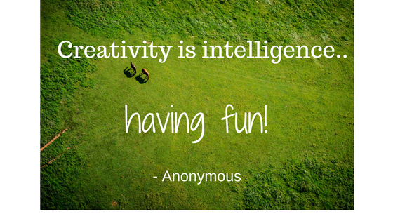 Creativity is intelligence-2
