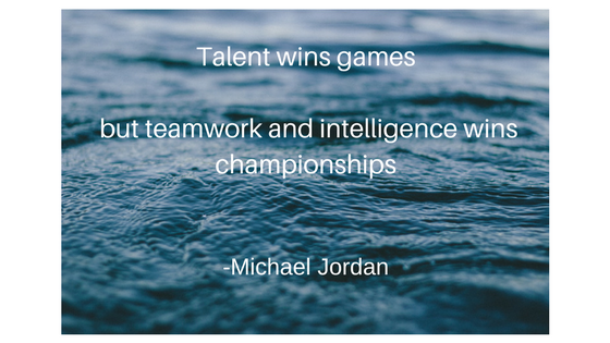 Talent wins games